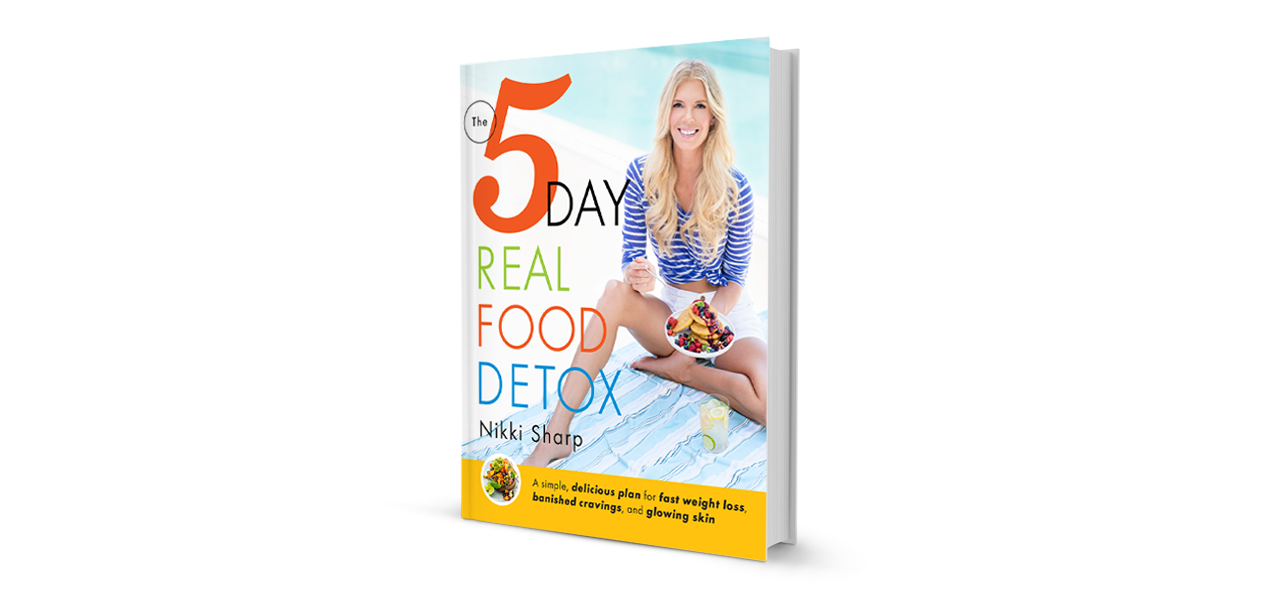 Nikki-Sharp-the-5-day-detox-book